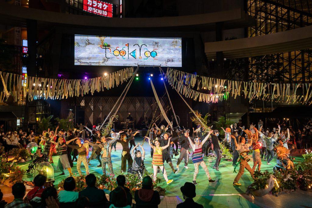 2年越しで挑んだ⽇本初のソーシャルサーカスカンパニー初公演、 期間限定でオンライン配信決定!