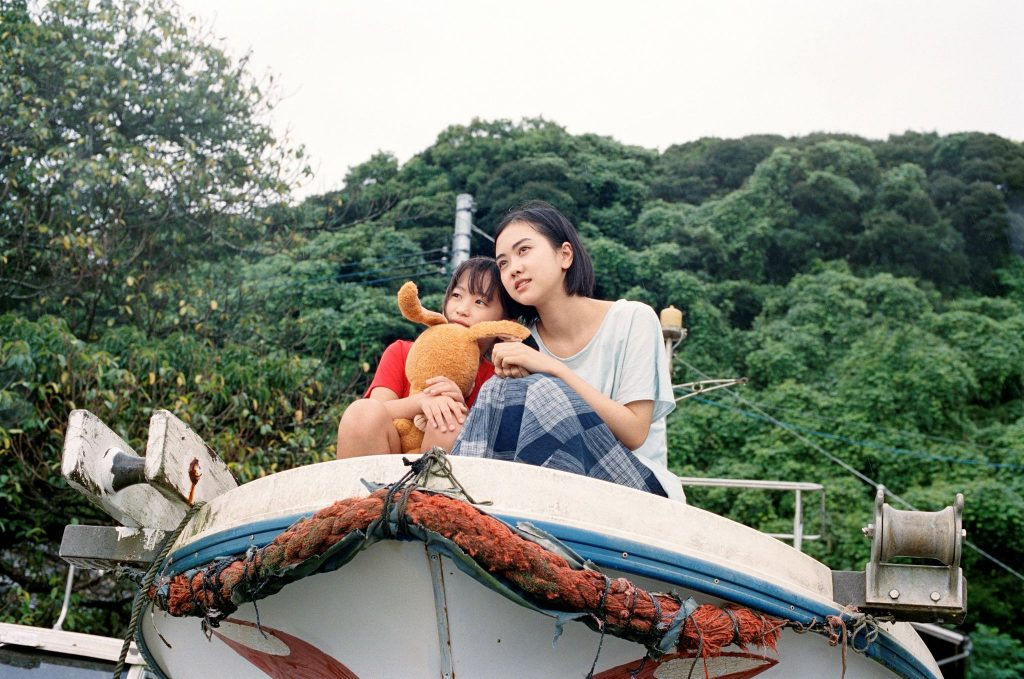 『海辺の金魚』製作・配給|東映ビデオ