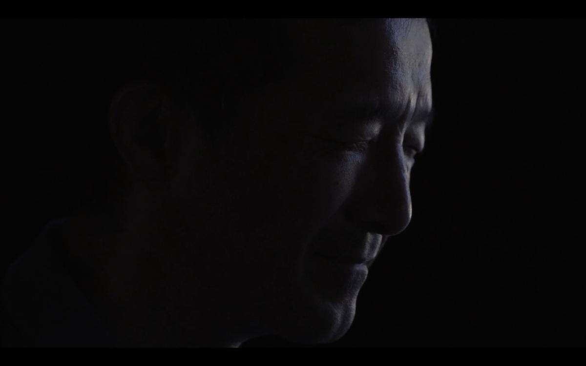 白鳥健二さん ドキュメンタリー映画『白い鳥』より