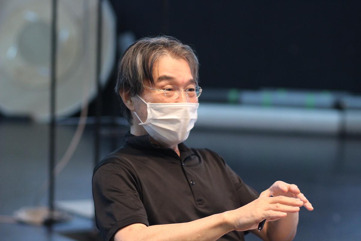 地域文化創造顧問の辻野隆之さん