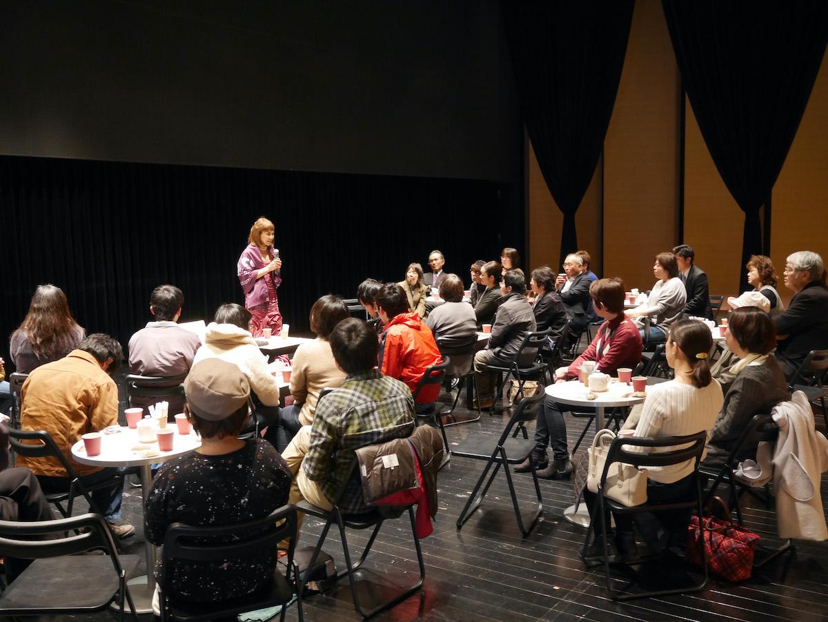 ムジカ・タテシナvol.8小川典子ピアノ・リサイタル 関連企画「ジェイミーのコンサート」(2017年)